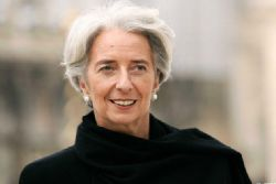 IMF Chief praises Spain