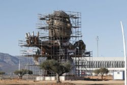 Castellon Airport sculpture €127,000 over budget