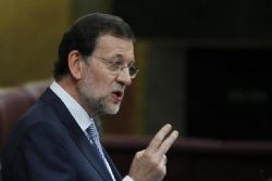 Support for Rajoy falls