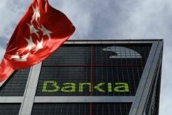 Spain warns Bankia investors of clean-up costs