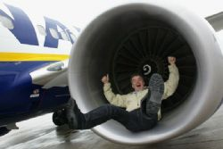 Ryanair : 'Our fuel policy is working'
