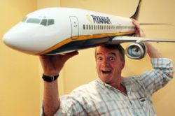 Unexplained 'Procedural' behaviour on Ryanair flight