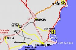 Murcia airport losses for 2012 less than El Altet