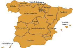 Spain to cut influence of regions in education