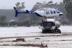 Lorca Flooding Aftermath