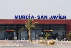 AENA signs contract to advertise San Javier airport for 6 years