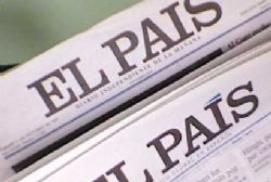 El Pais Journalists strike over job cuts