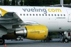 IAG considering Vueling takeover