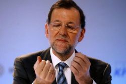 Rajoy 'Happy' with EU budget talks