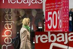Spain retail sales fall sharply in October