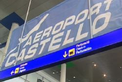 Castellon Airport test flights scheduled forJanuary