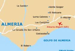 New routes introduced between Almeria - UK