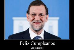 One-year anniversary of first Rajoy cabinet meeting