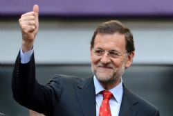 Rajoy does not rule out asking for EU aid