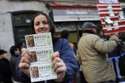 El Niño 6th January lottery fund stands at €840 mln