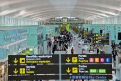 2.5 Million to travel through Spain's Airports this weekend