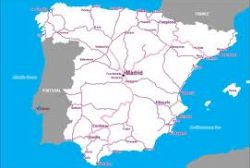 Spain cuts middle-distance Railway routes