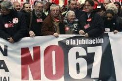 Spain Pension reform takes effect from today