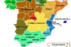 Spanish regions angry at 'Indpendence' slur