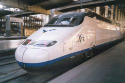 Launch of high speed Catalan rail link