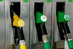 Fuel sales fall to pre-1990s level