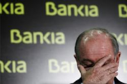 Bankia Foreclosures up 19% in 2012