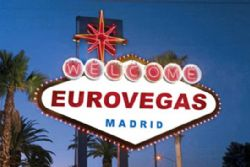Spain approves Eurovegas