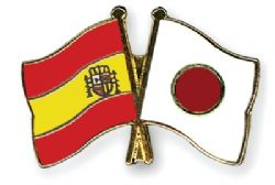 Spain's FM in Japan to develop trade