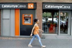Spain halts sale of  Catalunya Banc