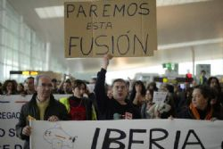 Iberia workers call off strike action