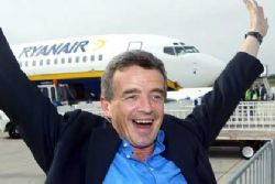Ryanair orders 175 new aircraft