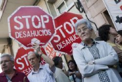 Spain makes 200 Eviction orders per day in 2012
