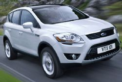Ford to boost Kuga production in Spain by 10 pct