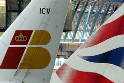 BA lifts IAG's March traffic by 0.1 pct
