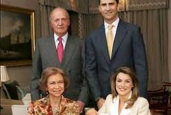 Royal Family of Spain agrees to Transparency