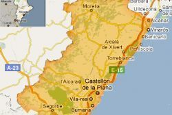 Castellon Airport : What about the supporting infrastructure ?