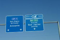 New Arrival at San Javier - But what about Corvera ?