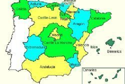 Law passed to create unity across Spain's regions