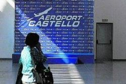 Answers demanded surrounding Castellon Airport.... again