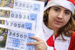 Spanish El Gordo 2013 Christmas Lottery Tickets Released