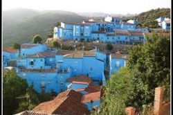 Spanish Towns Opts to Stay Blue