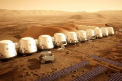 More than 3000 Spaniards Book One-Way Trip to Mars