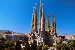 Sagrada Familia to be completed by 2026