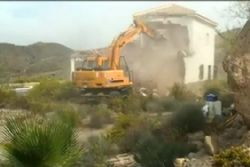 Further Expat Homes Demolished by Spain's Corruption Legacy