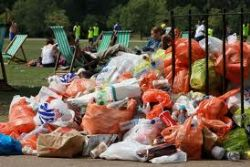 Madrid garbage strike ends after 12 days