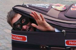 Suitcase Scam Affects Tourists Visiting Spain