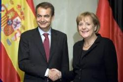 Merkel tried to bounce Spain into IMF bailout : Zapatero