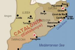 Idea of an independent Catalonia gets a NATO no-go