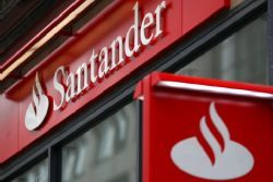 Santander Sells Spanish Property Unit