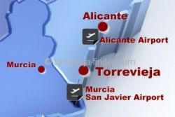 Murcia's San Javier Airport : No Imminent Plans to Close for Corvera ?